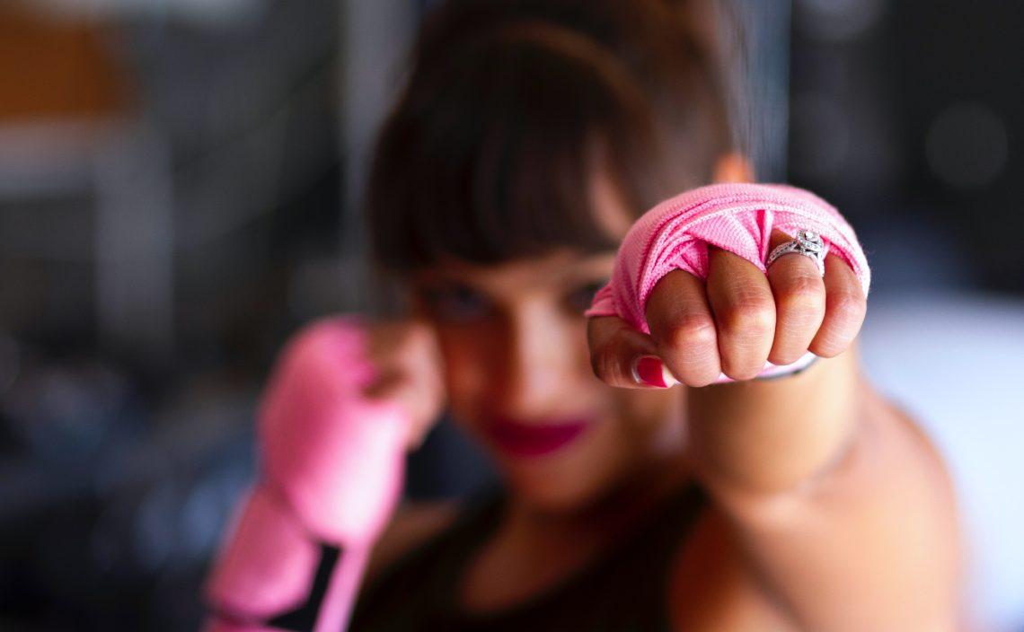 Różowy październik. Świadomość rakaa samobadanie piersi